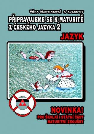 Připravujeme se k maturitě z českého jazyka, Jazyk - Náhled učebnice