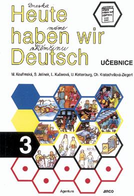 Heute haben wir Deutsch 3. Lehrbuch. Učebnice němčiny pro základní školy. - Náhled učebnice