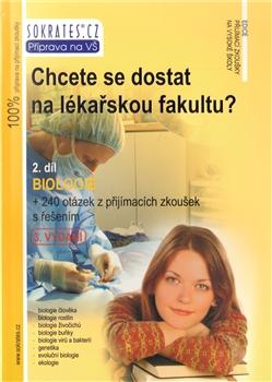 Chcete se dostat na lékařskou fakultu?, 2. díl: Biologie - Náhled učebnice