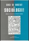 Chci se dostat na sociologii!, otázky k přípravě na přijímací zkoušky - Náhled učebnice