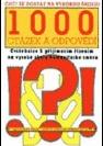 1000 otázek a odpovědí, cvičebnice k přijímacím řízením na vysoké školy humanitního směru