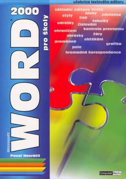 Microsoft Word 2000 pro školy - Náhled učebnice