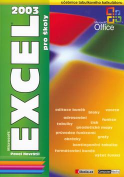 Microsoft Excel 2003 pro školy