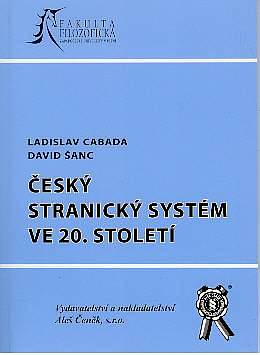 Český stranický systém ve 20.století - Náhled učebnice