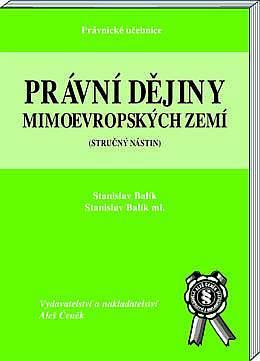 Právní dějiny mimoevropských zemí - Náhled učebnice