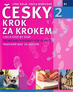 Česky krok za krokem 2 (B1), 2 díly (+2 CD)