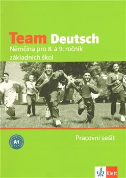Team Deutsch - pracovní sešit - Náhled učebnice