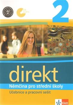 Direkt 2, němčina pro SŠ - Učebnice a pracovní sešit - Náhled učebnice