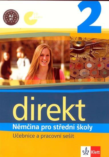 Direkt 2, němčina pro střední školy