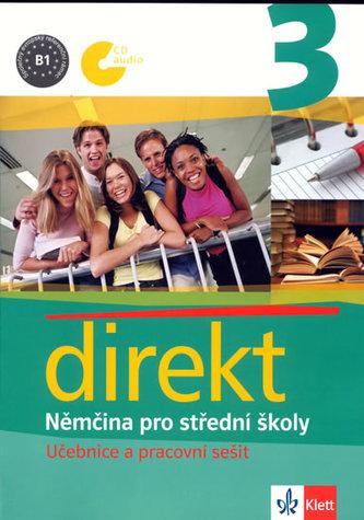Direkt 3, němčina pro střední školy - Náhled učebnice