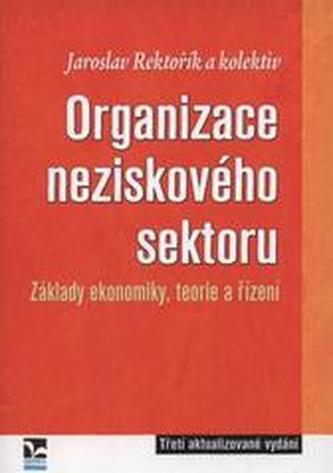 Organizace neziskového sektoru - Náhled učebnice