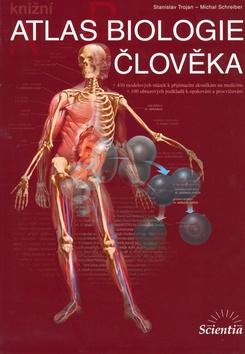 Knižní atlas biologie člověka, 430 modelových otázek k přijímacím zkouškám na medicínu + 100 obrazových podkladů k opakování a procvičování