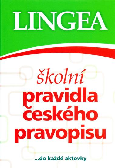 Školní pravidla českého pravopisu - Náhled učebnice