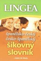 španělsko-český/česko-španělský šikovný slovník