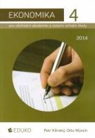 Ekonomika 4 pro obchodní akademie a ostatní střední školy - Náhled učebnice