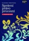 Správní právo procesní, (vysokoškolská učebnice)