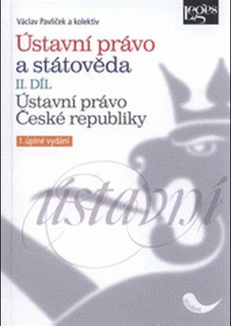 Ústavní právo a státověda, Ústavní právo České republiky - Náhled učebnice