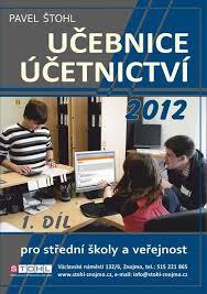 Učebnice Účetnictví pro střední školy a veřejnost