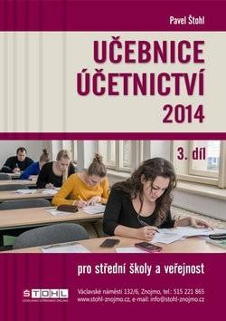 Učebnice Účetnictví 2013 - 3. díl