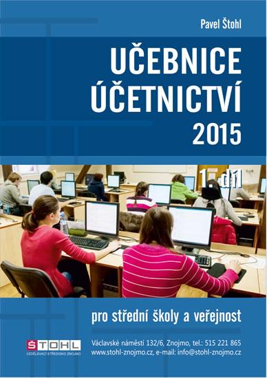 Učebnice účetnictví 2015 1. díl - Náhled učebnice