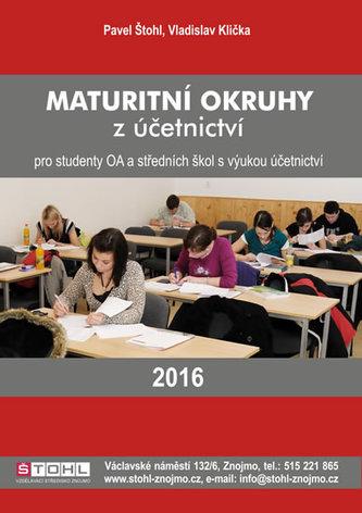 Maturitní okruhy z účetnictví - Náhled učebnice