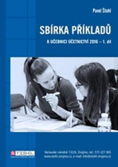 Sbírka příkladů k Učebnici účetnictví 2016 , 1. díl - Náhled učebnice
