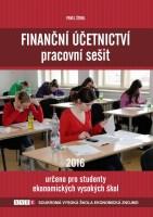 Finanční účetnictví - pracovní sešit