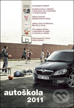 Autoškola 2011 - Náhled učebnice