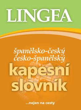Španělsko-český český-španělský kapesní slovník