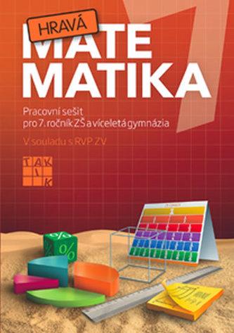 Hravá Matematika  7 - Náhled učebnice