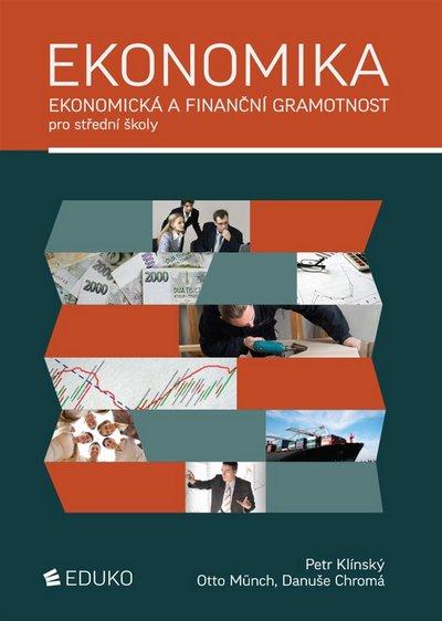 Ekonomika - ekonomická a finanční gramotnost pro střední školy - Náhled učebnice
