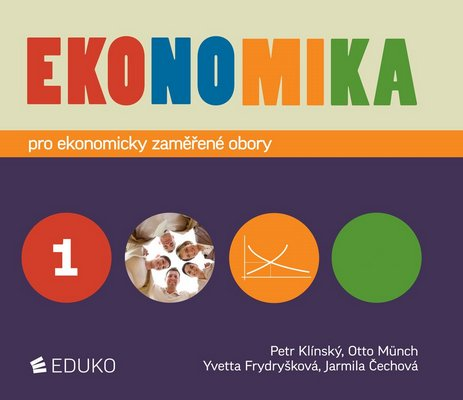 EKONOMIKA pro ekonomicky zaměřené obory středních škol - Náhled učebnice