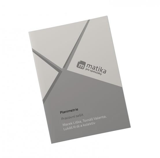 Matika pro spolužáky, planimetrie, pracovní sešit - Náhled učebnice