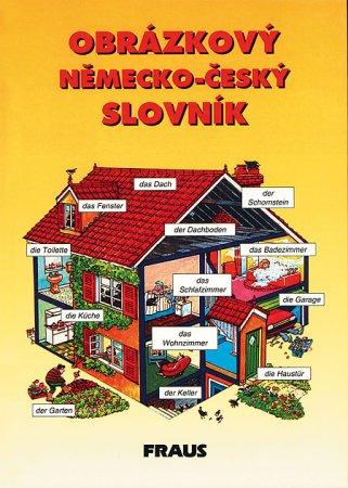 Obrázkový německo- český slovník - Náhled učebnice