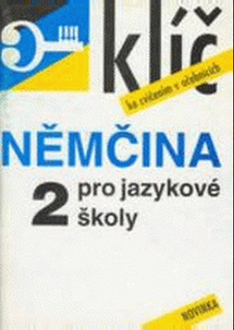 Němčina 2 pro jazykové školy - klíč - Náhled učebnice