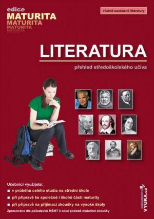 Literatura - přehled středoškolského učiva - Náhled učebnice