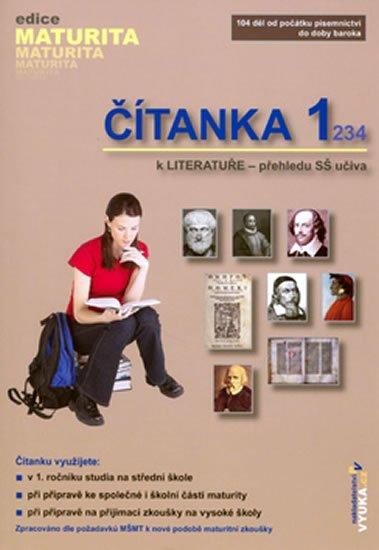 Čítanka 1 k Literatuře - přehledu SŠ učiva