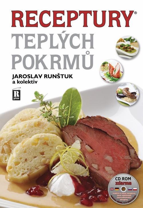 Receptury teplých pokrmů - Náhled učebnice