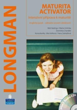 Longman Maturita Activator : intenzivní příprava k maturitě - Náhled učebnice