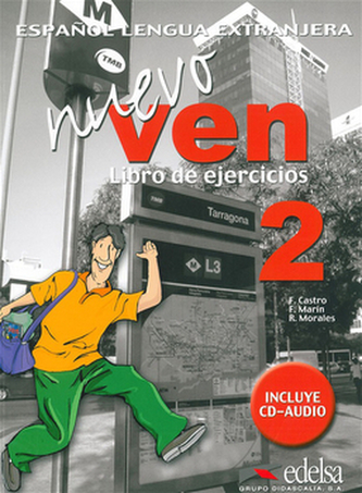 Nuevo ven 2, libro de ejercicios