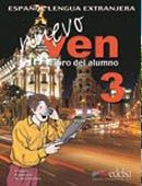 Nuevo ven 3, Libro del alumno