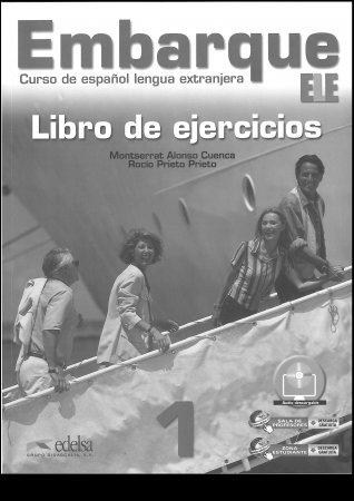 Embarque-Libre de ejercicios, pracovní sešit