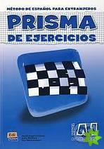Prisma Comienza, método de español para extranjeros : prisma de ejercicios : ćwiczenia uzupełniające : Nivel A1 - Náhled učebnice