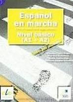 jazyk Espanol en marcha básico (A1+A2) - učebnice