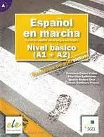 Espanol en marcha básico (A1+A2) - pracovní sešit