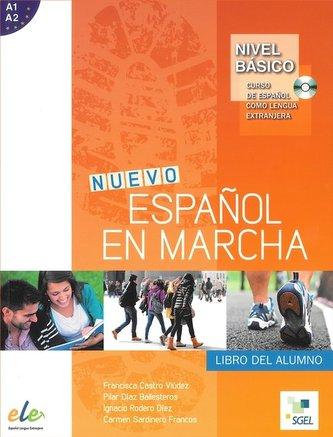 Nuevo Espanol en marcha, nivel básico - libro del alumno + CD