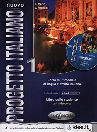 Nuovo Progetto Italiano 1 (učebnice)