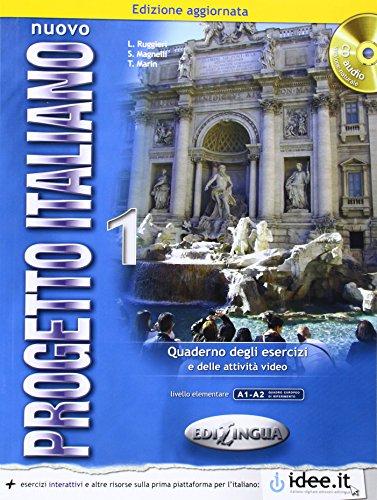 Nuovo Progetto Italiano 1 (pracovní sešit)