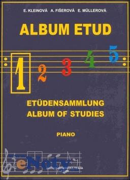 Album etud 1 - Náhled učebnice