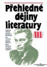 Přehledné dějiny literatury III: Dějiny české a světové literatury od roku 1945 do současnosti